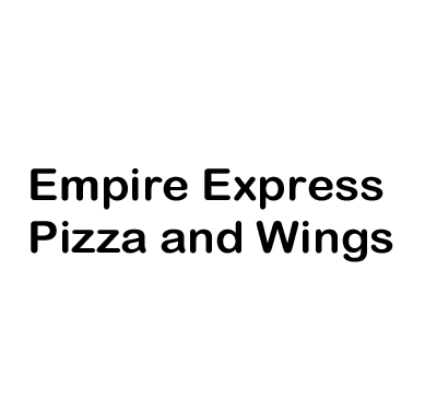 Empire Express Pizza and Wings Logo