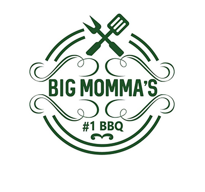 Big Mommas No 1 BBQ Logo