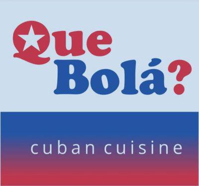 Que Bola Cuban Kitchen Logo