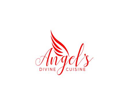 Angels Divine Cuisine Logo