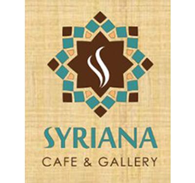 Syriana Cafe and Gallery Logo