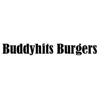 Buddyhits Burgers Logo
