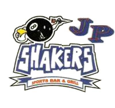 JP Shakers Logo