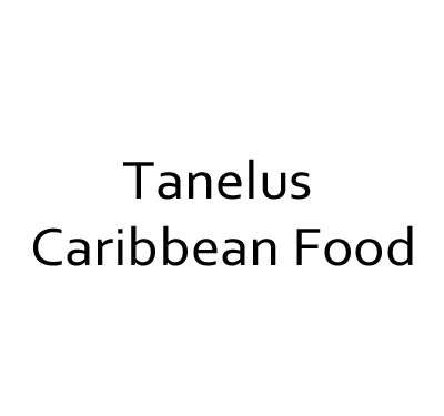 Tanelus Caribbean Food Logo