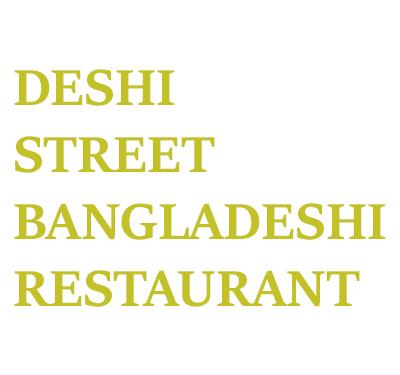 Deshi Street Bangladeshi Restaurant Logo