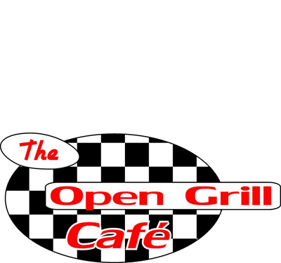 The Open Grill Cafe Logo
