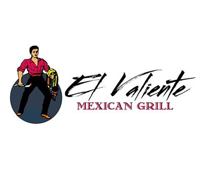 El Valiente Mexican Grill Logo