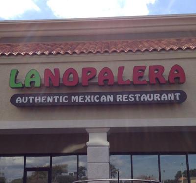 La Nopalera Mexican Restaurant Logo