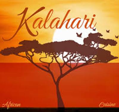 Kalahari African Cuisine Logo