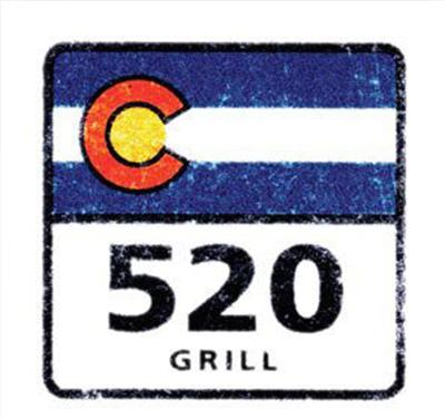 520 Grill Logo