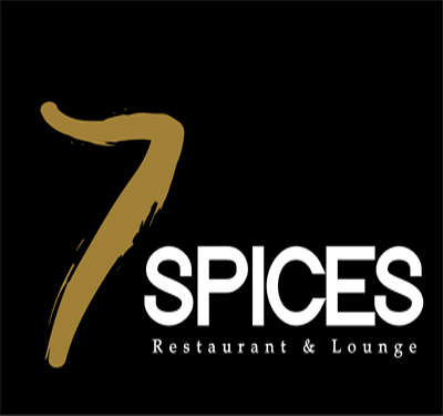 7 Spices Restaurant and Lounge Logo