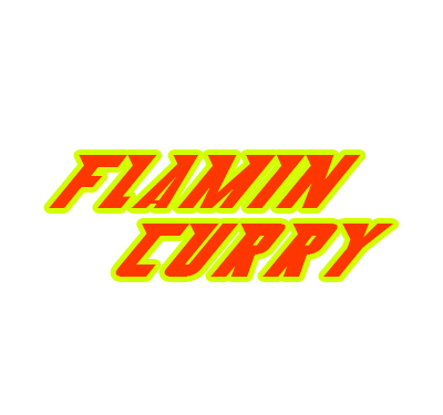 Flamin Curry Logo