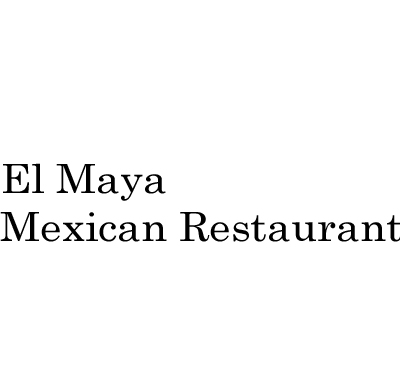 El Maya Mexican Restaurant Logo