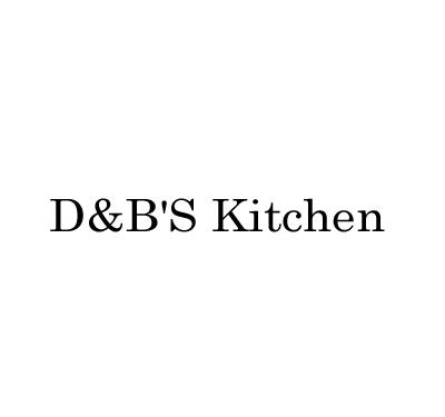 D&B Kitchen Logo