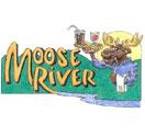Moose River Restaurant in the Holiday Inn Utica Logo