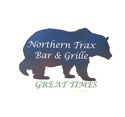 Northern Trax Bar and Grille Logo
