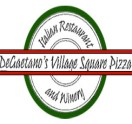 DeGaetano's Village Square Pizza Logo