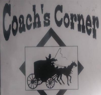 Coaches Corner Steakhouse Logo