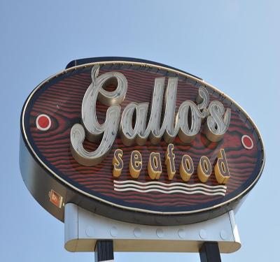 Gallo's Seafood Logo