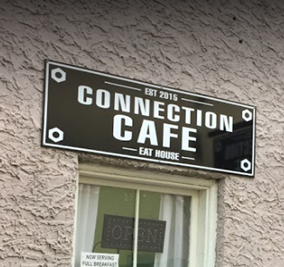The Connection Cafe Logo