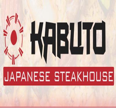 Kabuto Japanese Steak House Logo
