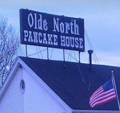 Olde North Pancake House Logo