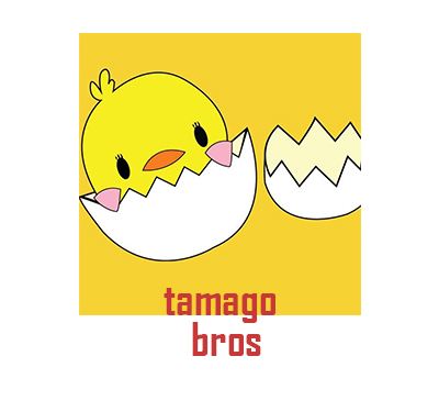 Tamago Bro's Logo