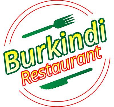 Burkindi Restaurant Logo