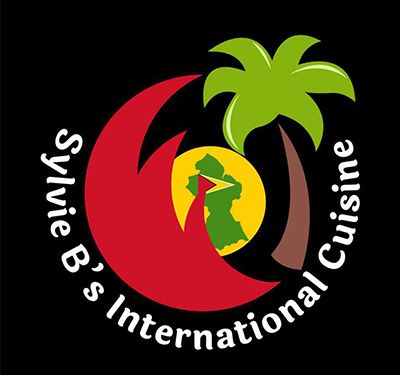 Sylvie B's International Cuisine Logo