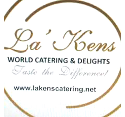 La'Kens World Catering and Delights Soulfood Logo