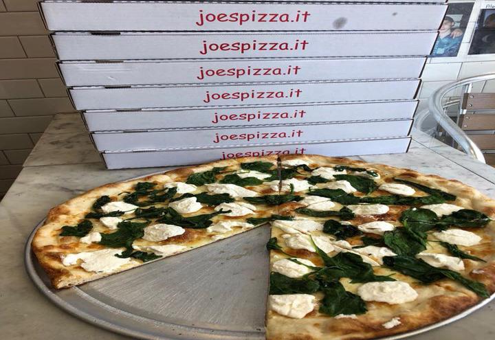 The Original Joe's Pizza in LA in W Hollywood, CA at Restaurant.com