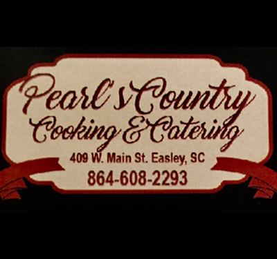 Pearls Country Cooking and Catering Logo