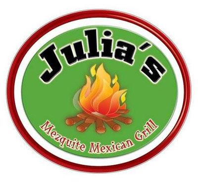 Julia's Mesquite Mexican Grill Logo