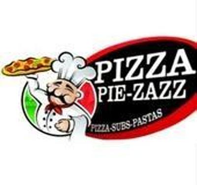 Pizza Pie Zazz Logo