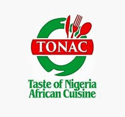 Taste of Nigeria African Cuisine Logo