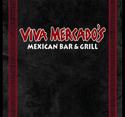 Viva Mercado's Mexican Bar and Grill Logo
