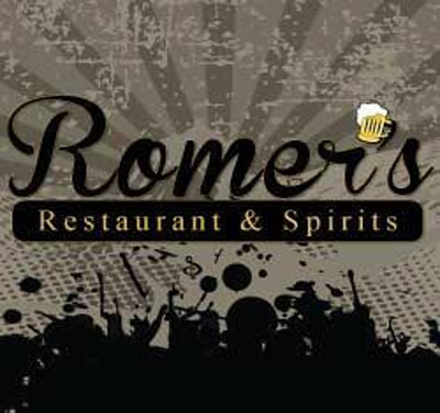 Romer's Restaurant & Spirits Logo