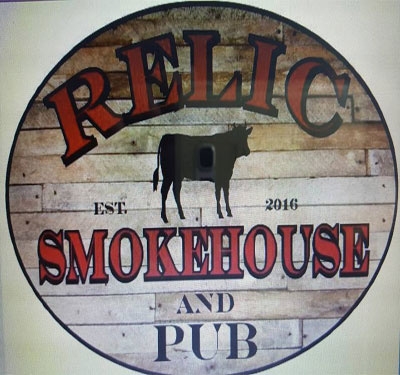 The Relic Smokehouse and Pub Logo