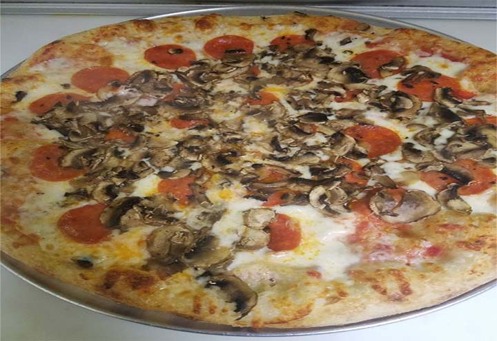 Jenny Lynd's Pizza in Madison, VA at Restaurant.com