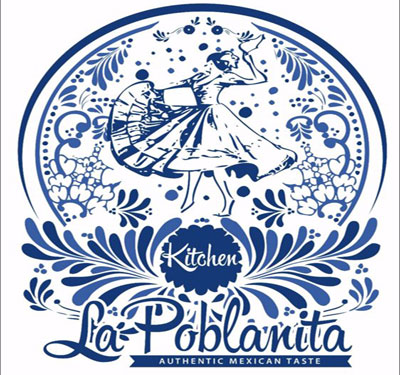 La Poblanita Kitchen Logo