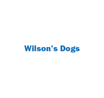 Wilson's Dogs Logo