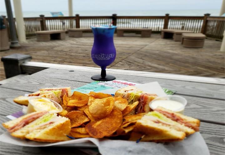 Hurricanes Daiquiri Bar & Grill in Myrtle Beach, SC at Restaurant.com