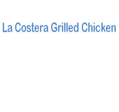 La Costera Grilled Chicken Logo