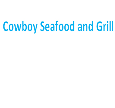 Cowboy Seafood and Grill Logo
