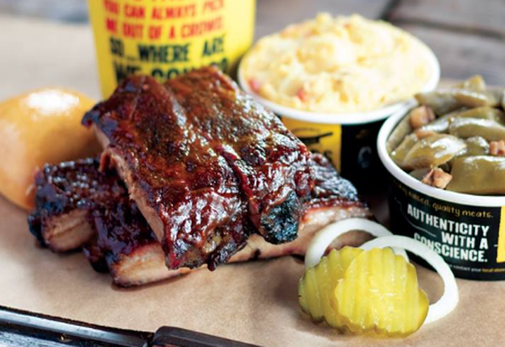 Dickey's Barbecue Pit in Clarksville, TN at Restaurant.com