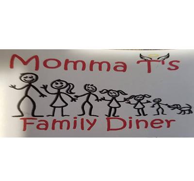 Momma T's Family Diner Logo
