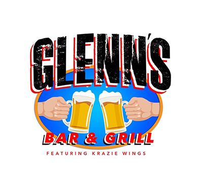 Glenn's Bar and Grill Logo