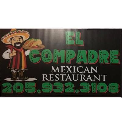 El Compadre Mexican Restaurant Logo