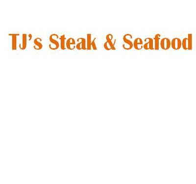TJ's Steak and Seafood Logo
