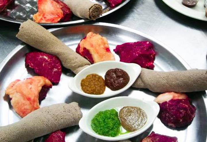 Mesob Ethiopian Restaurant in Minneapolis, MN at Restaurant.com